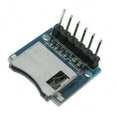 Модуль micro-SD card для Arduino