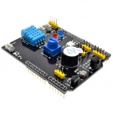 Плата розширення багатофункціональна 9 в 1 для Arduino UNO