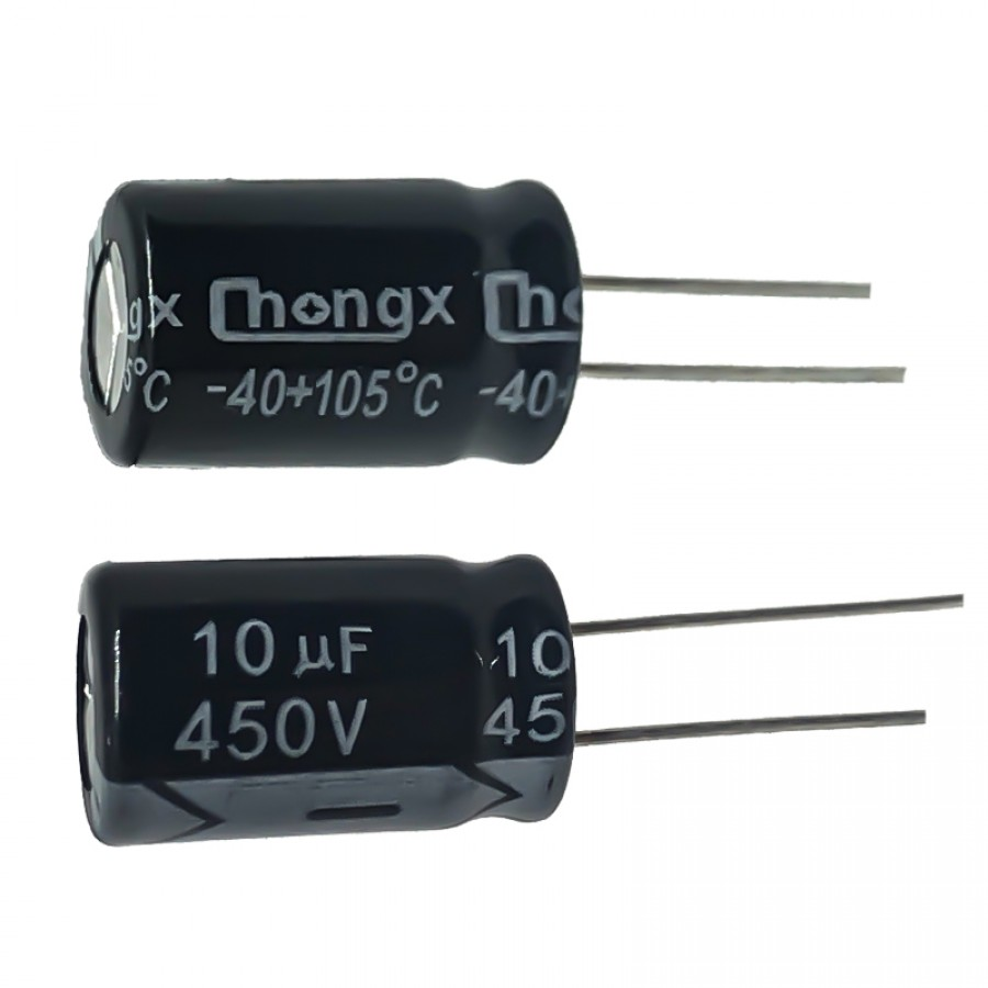 10мкФ (UF) 450В (V) CHONGX