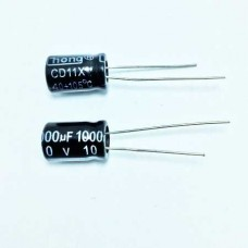 1000мкФ (UF) 10В (V) CHONG
