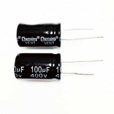 100мкФ (UF) 400В (V) CHENGXING