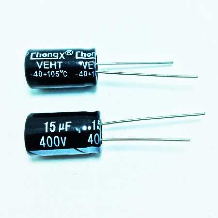 15мкФ (UF) 400В (V) CHONGX