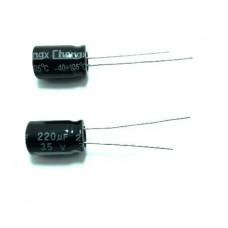220мкФ (UF) 35В (V) CHONGX