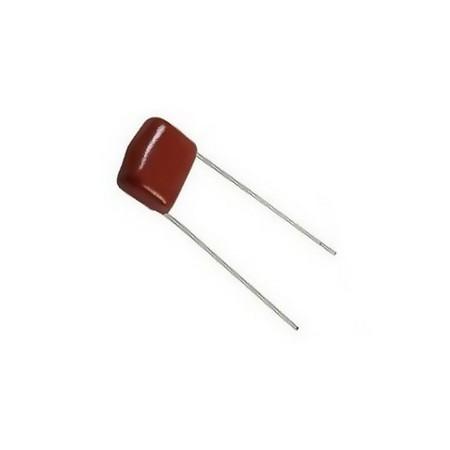 1,5 мкФ, 400V (+/-10%) Металлопленочный конденсатор (CL21)