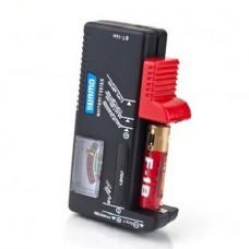 Тестер для проверки батареек AA/AAA/1.5В C/D/9В