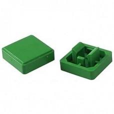 Зелений ковпачок для кнопки A14-1