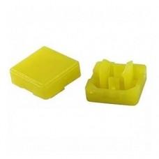 Жовтий ковпачок для кнопки A14-1