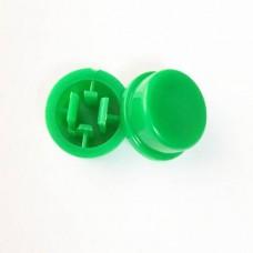 Зелений ковпачок для кнопки A24
