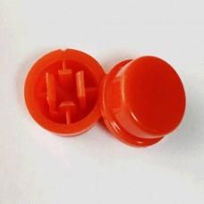 Червоний ковпачок для кнопки A24