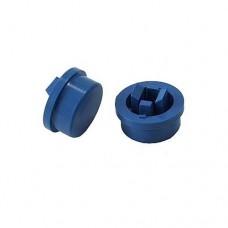 Синій ковпачок для кнопки A24