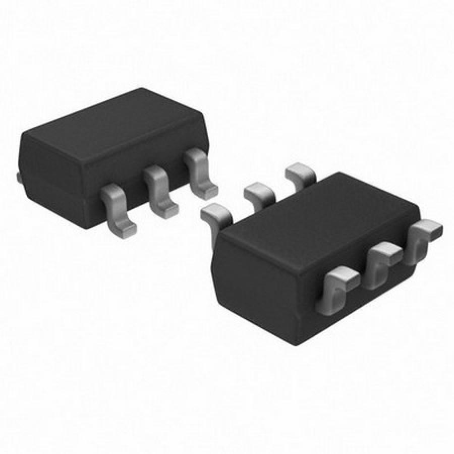 TPS22810DBVR Мікросхема розподілу електроживлення