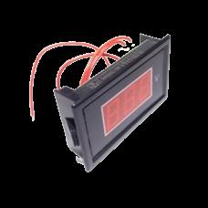 Цифровой вольтметр 60-500V AC