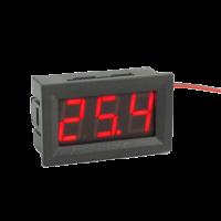 Вольтметр DSN-DVM-568L-2 в корпусе красный