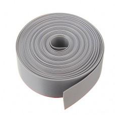 Шлейф AWG28 20pin 1.27mm сірий