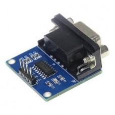 Двунаправленный конвертер RS232-TTL