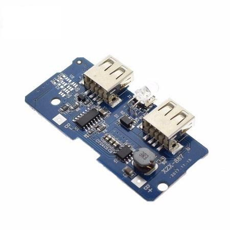 Модуль - Модуль для сборки Powerbank JX-887Y