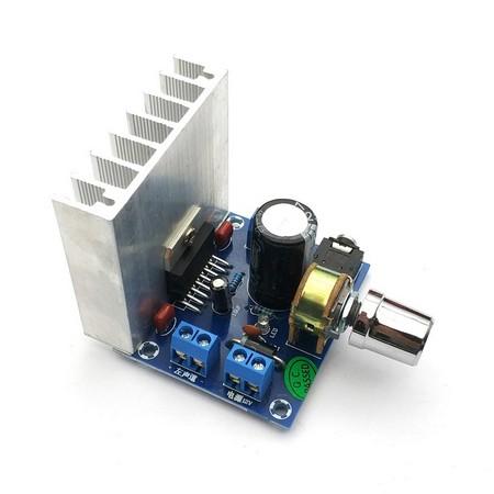 Модуль - Усилитель низкой частоты TDA7377