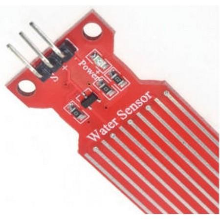 Датчик уровня жидкости Arduino