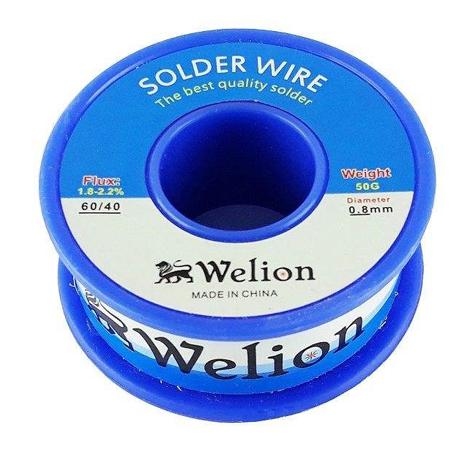 Припой Welion 50 грамм